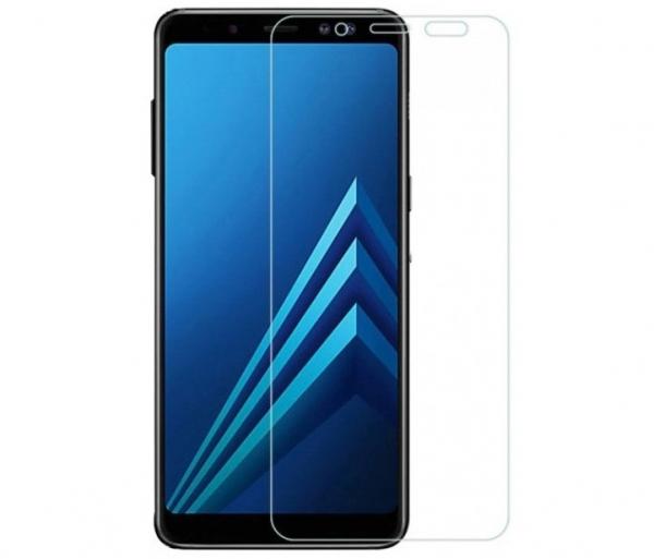 Folie sticla Tempered Glass pentru Samsung Galaxy A8 (2018) 0