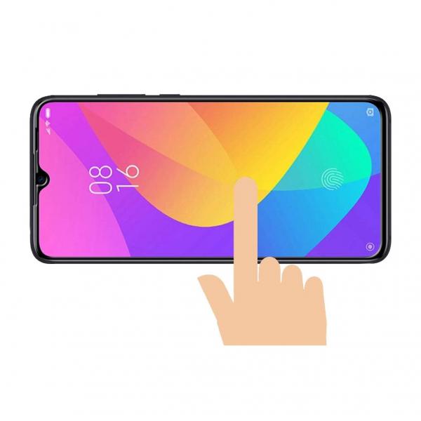 Folie sticla Xiaomi Mi 9 Lite Full Cover Full Glue, Negru 2