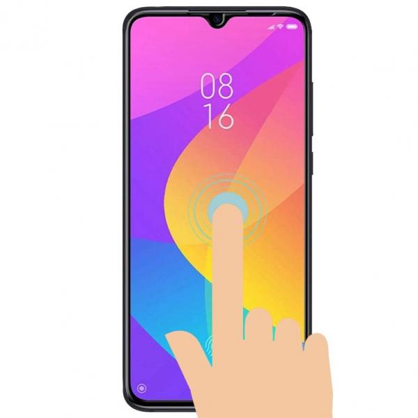 Folie sticla Xiaomi Mi 9 Lite Full Cover Full Glue, Negru 1