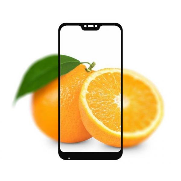 Folie sticla Xiaomi Mi A2 Lite Full Cover Full Glue, Negru 1