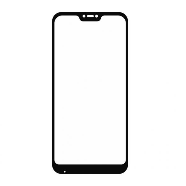 Folie sticla Xiaomi Mi A2 Lite Full Cover Full Glue, Negru 2