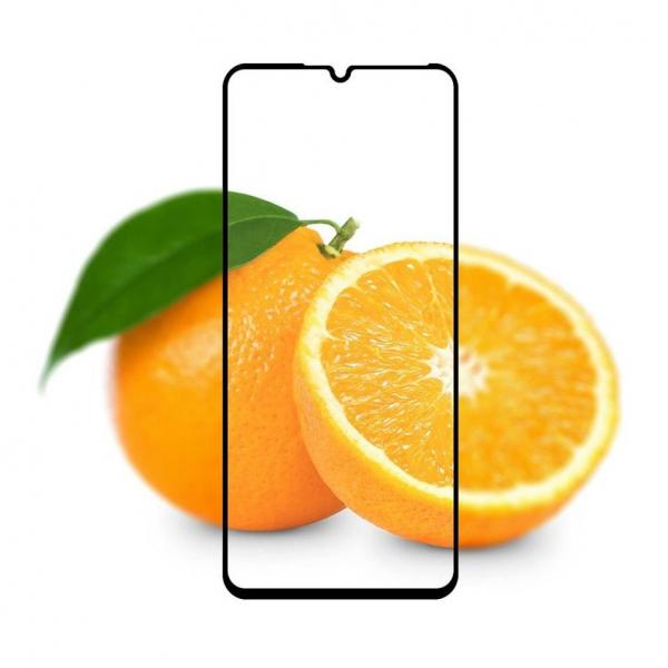 Folie sticla Xiaomi Mi A3 Full Cover Full Glue, Negru 1