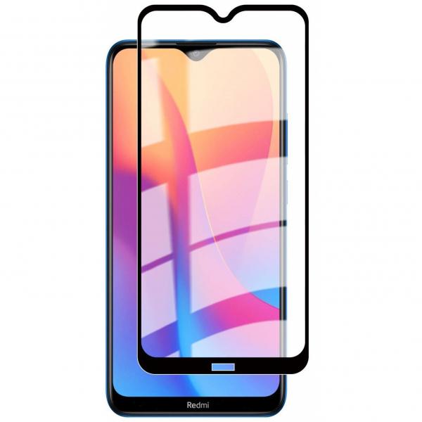 Folie sticla Xiaomi Redmi 8A Full Cover Full Glue, Negru 0