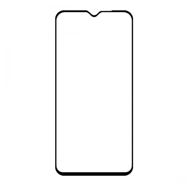 Folie sticla Xiaomi Redmi Note 8 Full Cover Full Glue, Negru 2