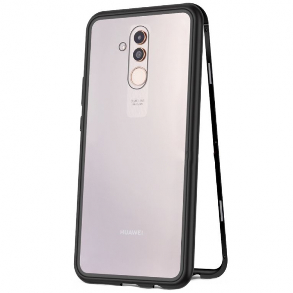 Husa 360 Magnetic Case pentru Huawei Mate 20 Lite, Negru 0