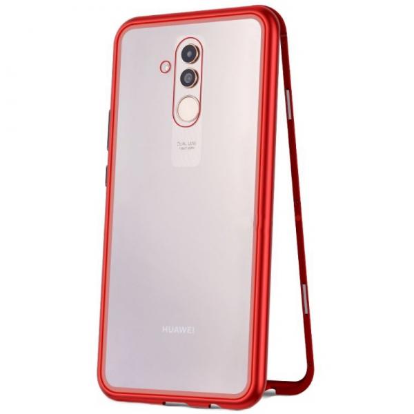 Husa 360 Magnetic Case pentru Huawei Mate 20 Lite, Red 0