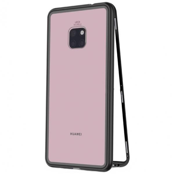 Husa 360 Magnetic Case pentru Huawei Mate 20 Pro, Negru 0