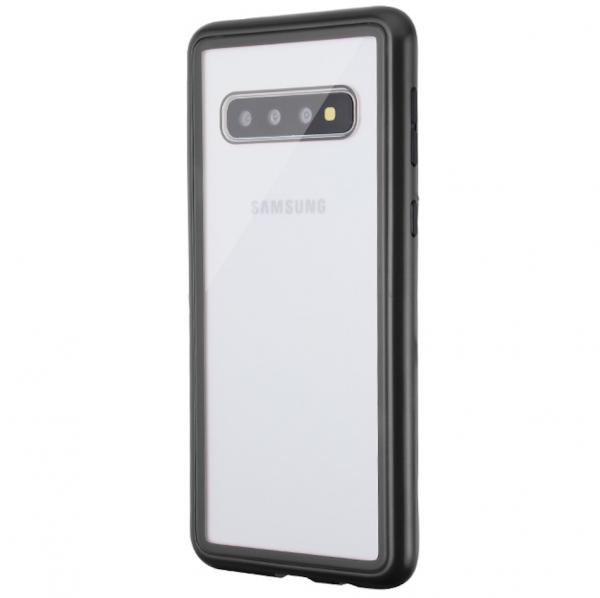 Husa 360 Magnetic Case pentru Samsung Galaxy S10+, Negru [1]