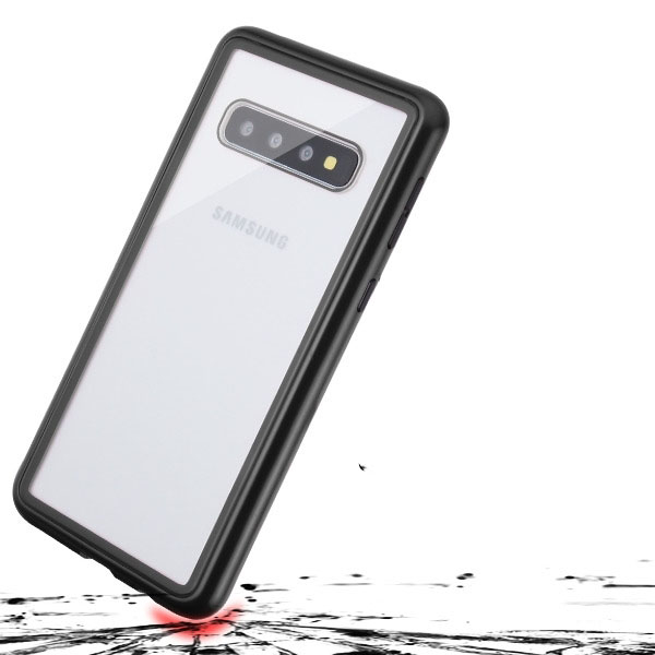 Husa 360 Magnetic Case pentru Samsung Galaxy S10+, Negru [3]
