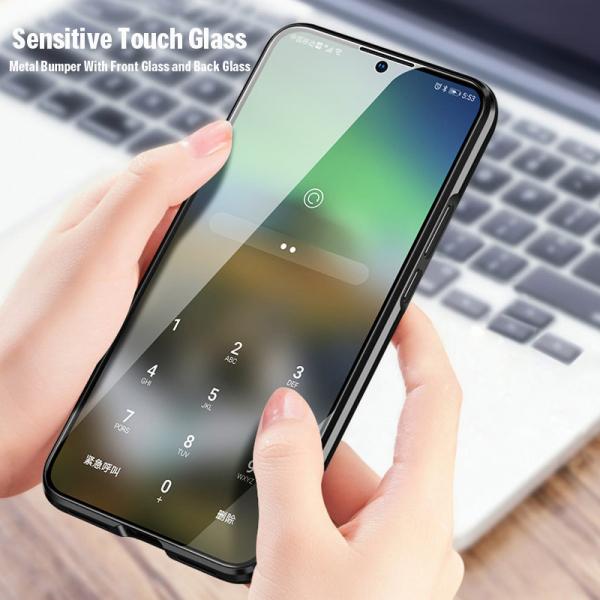 Husa 360 Magnetic Glass (sticla fata + spate) pentru Xiaomi Mi 9, Negru 4