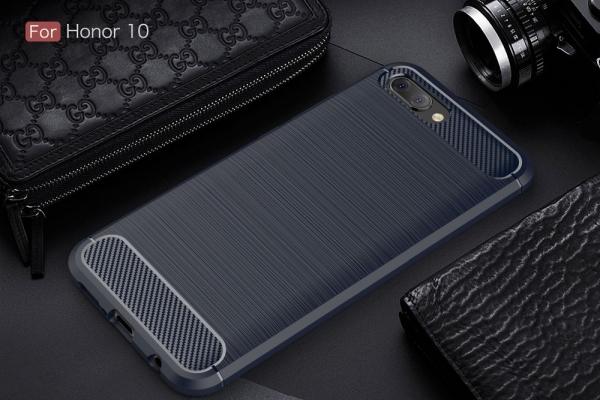 Husa Air Carbon Huawei Honor 10, Dark Blue 1
