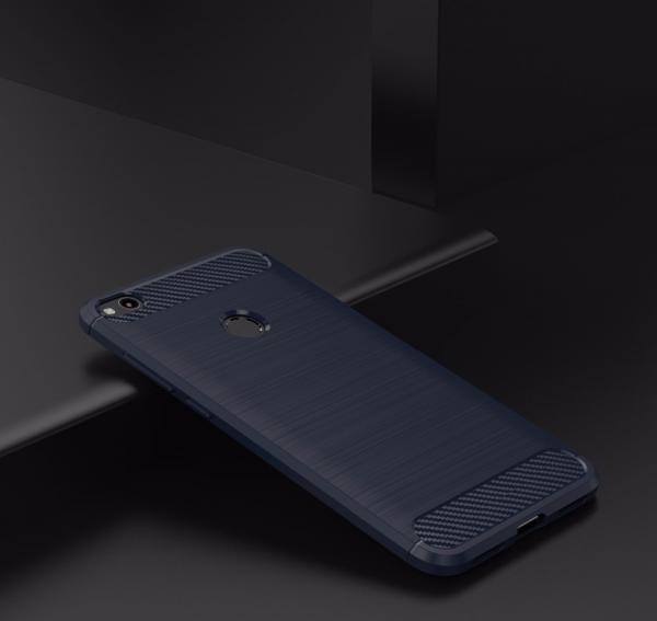 Husa Air Carbon Huawei P9 Lite 2017, Dark Blue 1