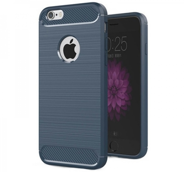 Husa Air Carbon iPhone 7, Dark Blue 0