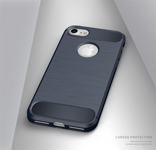 Husa Air Carbon iPhone 7, Dark Blue 1