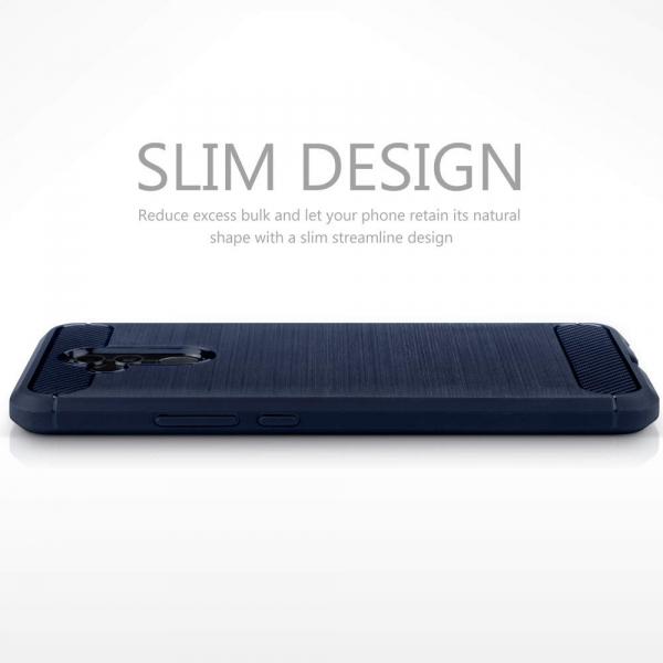 Husa Air Carbon pentru Huawei Mate 20 Lite, Dark Blue [2]