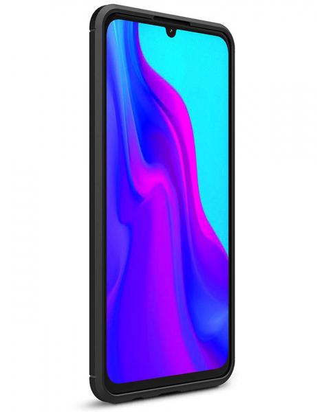 Husa Air Carbon pentru Huawei P30 Lite, Negru 2