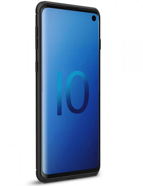 Husa Air Carbon pentru Samsung Galaxy S10, Negru 2