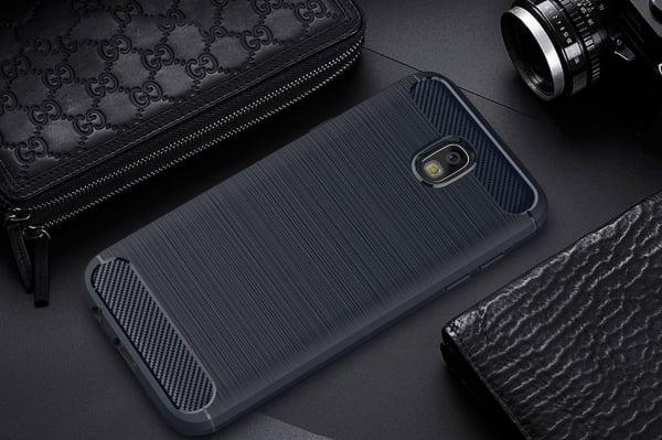 Husa Air Carbon Samsung Galaxy J5 (2017), Dark Blue 1