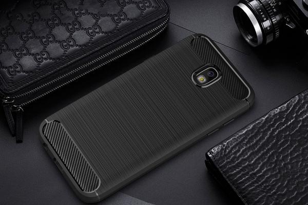 Husa Air Carbon Samsung Galaxy J5 (2017), Negru 1