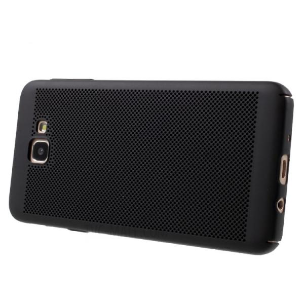 Husa Air cu perforatii Samsung Galaxy J5 Prime, Negru 1