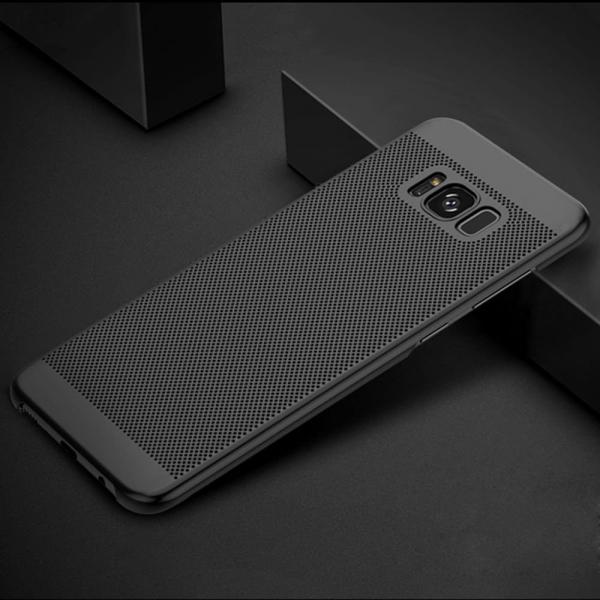 Husa Air cu perforatii Samsung Galaxy S8 Plus, Negru 2