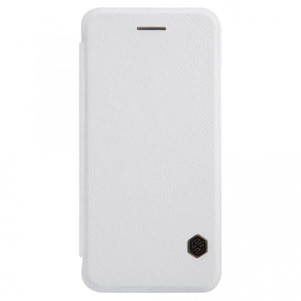 Husa Book Nillkin Qin iPhone 6 / 6S, Alb 0