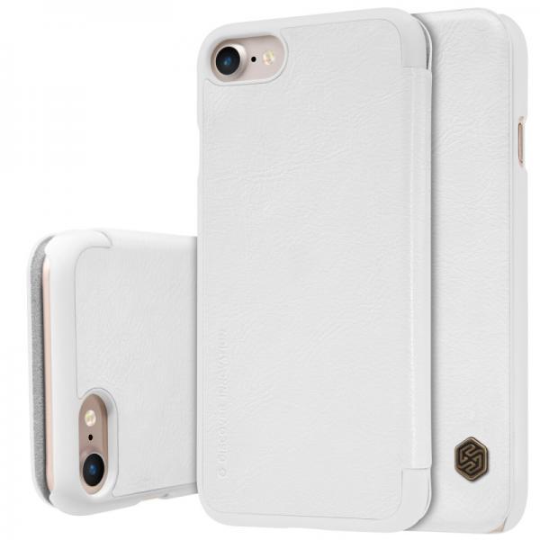 Husa Book Nillkin Qin iPhone 6 / 6S, Alb 2