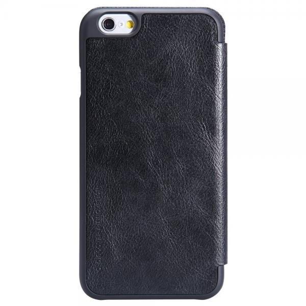 Husa Book Nillkin Qin iPhone 6 / 6S, Negru 1