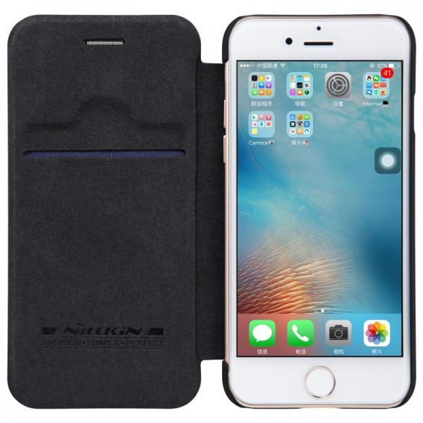 Husa Book Nillkin Qin iPhone 6 Plus / 6S Plus, Negru 2