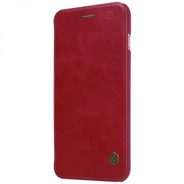 Husa Book Nillkin Qin iPhone 7 Plus, Rosu 1