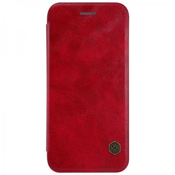 Husa Book Nillkin Qin iPhone 7, Rosu 0