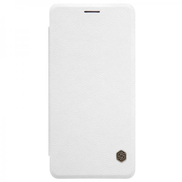 Husa Book Nillkin Qin OnePlus 3, Alb [0]