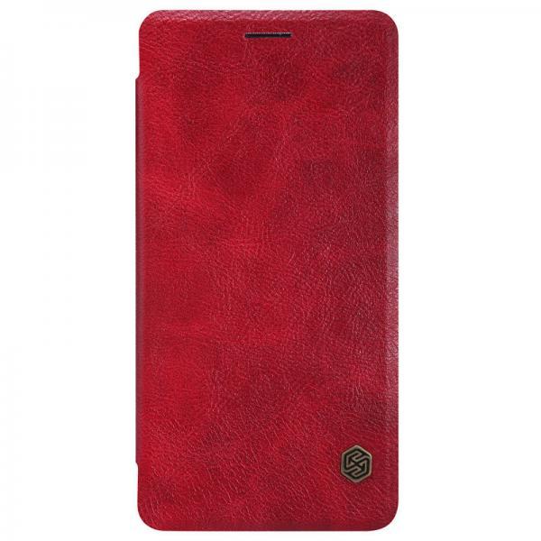 Husa Book Nillkin Qin OnePlus 3, Rosu 0