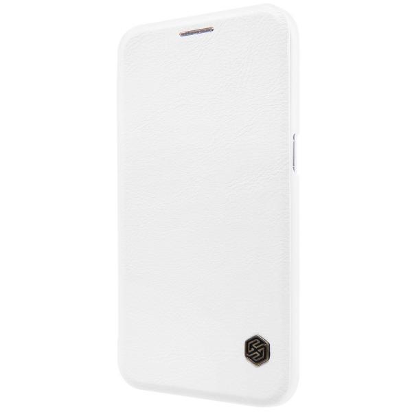 Husa Book Nillkin Qin Samsung Galaxy S7, Alb [1]
