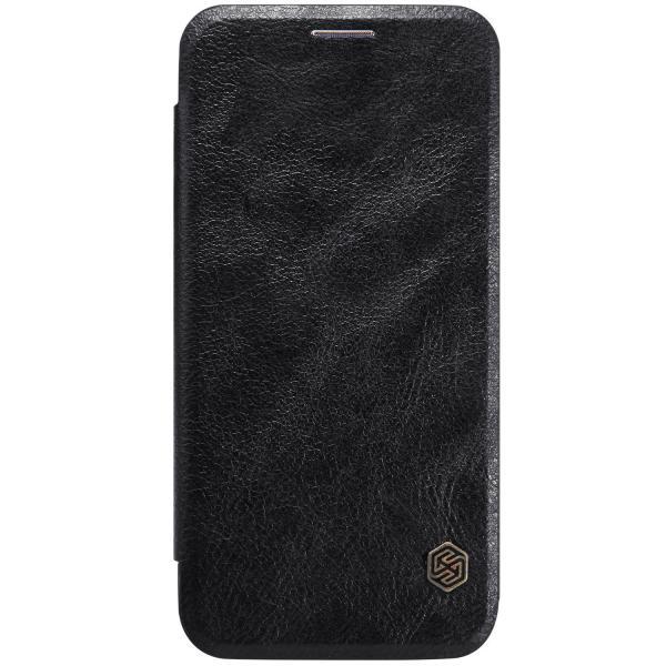 Husa Book Nillkin Qin Samsung Galaxy S7, Negru [0]