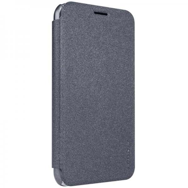 Husa Book Nillkin Sparkle Samsung Galaxy J1 (2016), Negru