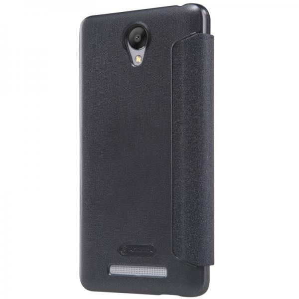 Husa Book Nillkin Sparkle Xiaomi Redmi Note 2, Gri 2
