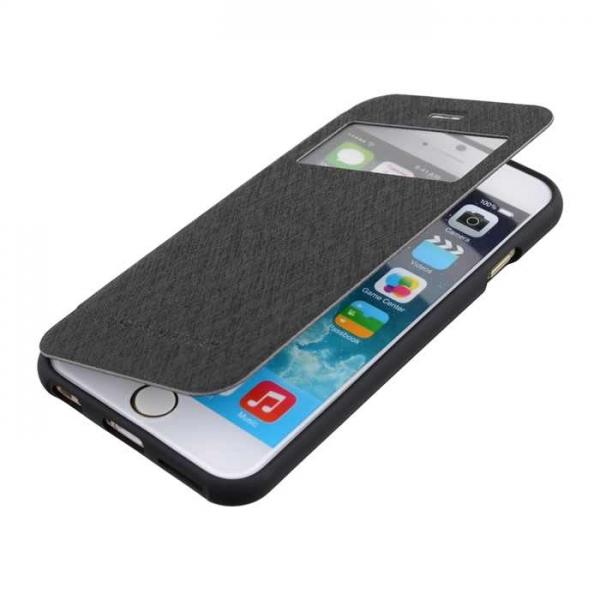 Husa Book View Mercury Goospery Wow iPhone 6 / 6S, Black [3]