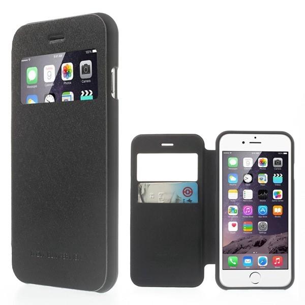 Husa Book View Mercury Goospery Wow iPhone 7, Black 1