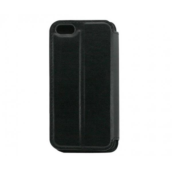Husa Book View Roar Noble iPhone 5 / 5S / SE, Negru 1