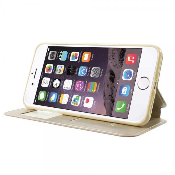 Husa Book View Roar Noble iPhone 8 Plus, Gold 2