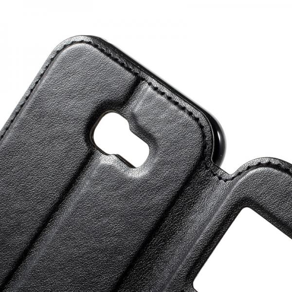 Husa Book View Roar Noble Samsung Galaxy A5 (2017), Negru 5