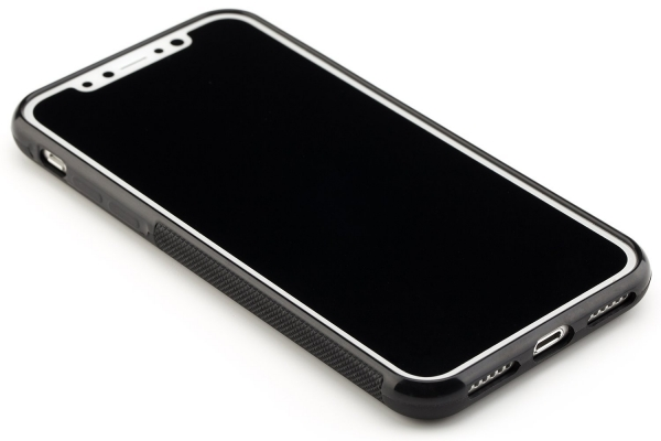 Husa de protectie Anti-Gravity iPhone X, Negru