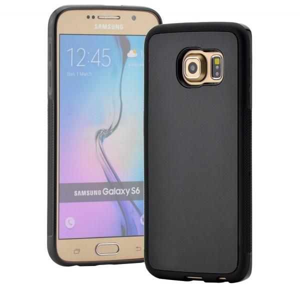 Husa de protectie Anti-Gravity Samsung Galaxy S6, Negru 0