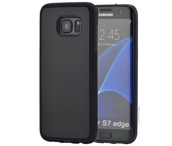 Husa de protectie Anti-Gravity Samsung Galaxy S7 Edge, Negru 1