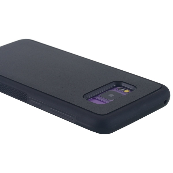 Husa de protectie Anti-Gravity Samsung Galaxy S8, Negru 2