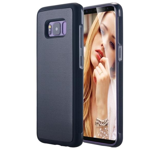 Husa de protectie Anti-Gravity Samsung Galaxy S8 Plus, Negru