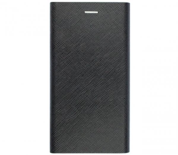 Husa Flip Cover pentru Huawei Mate 10 Lite, Negru [0]