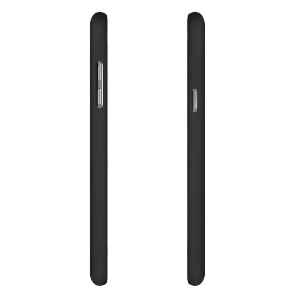 Husa Full Cover 360 (fata + spate + geam sticla) pentru Samsung Galaxy J7 (2016), Negru