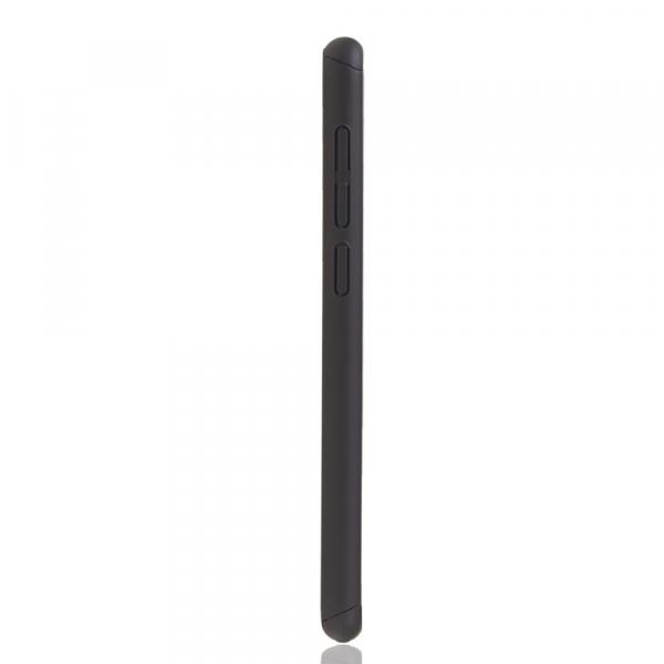 Husa Full Cover 360 + folie sticla pentru Xiaomi Mi 9 SE, Negru 3